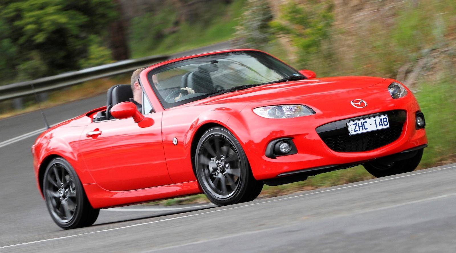 Mazda MX-5 Miata Club Edition