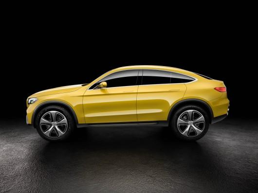Mercedes-Benz GLC Coupé Concept