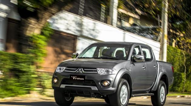 Mitsubishi L200 Triton Chrome Edition