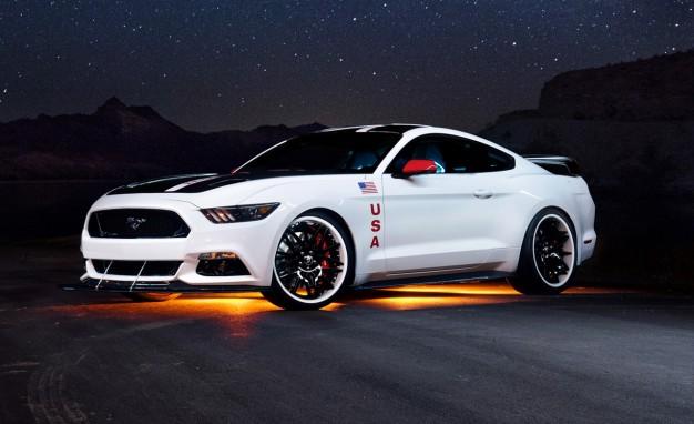 Mustang Apollo Edition