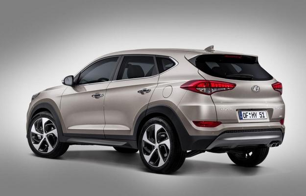 Nova Hyundai Tucson