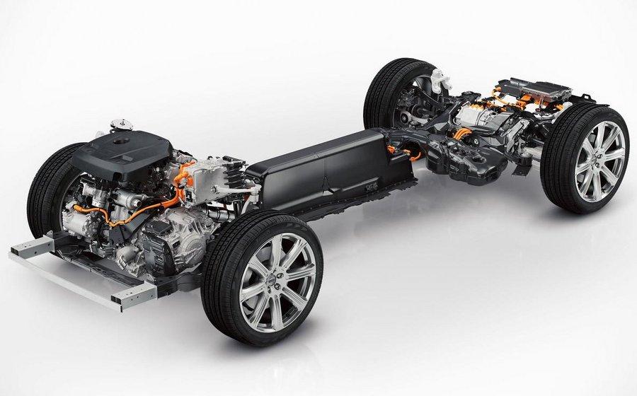CMA - Nova plataforma da Volvo