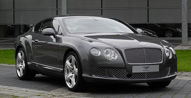 Novo Bentley Continental GT