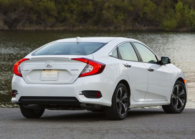 Novo Honda Civic
