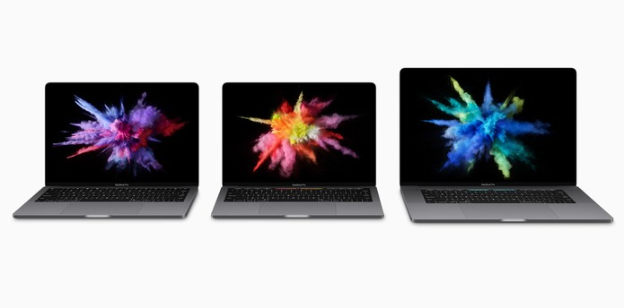 Novo MacBook Pro da Apple
