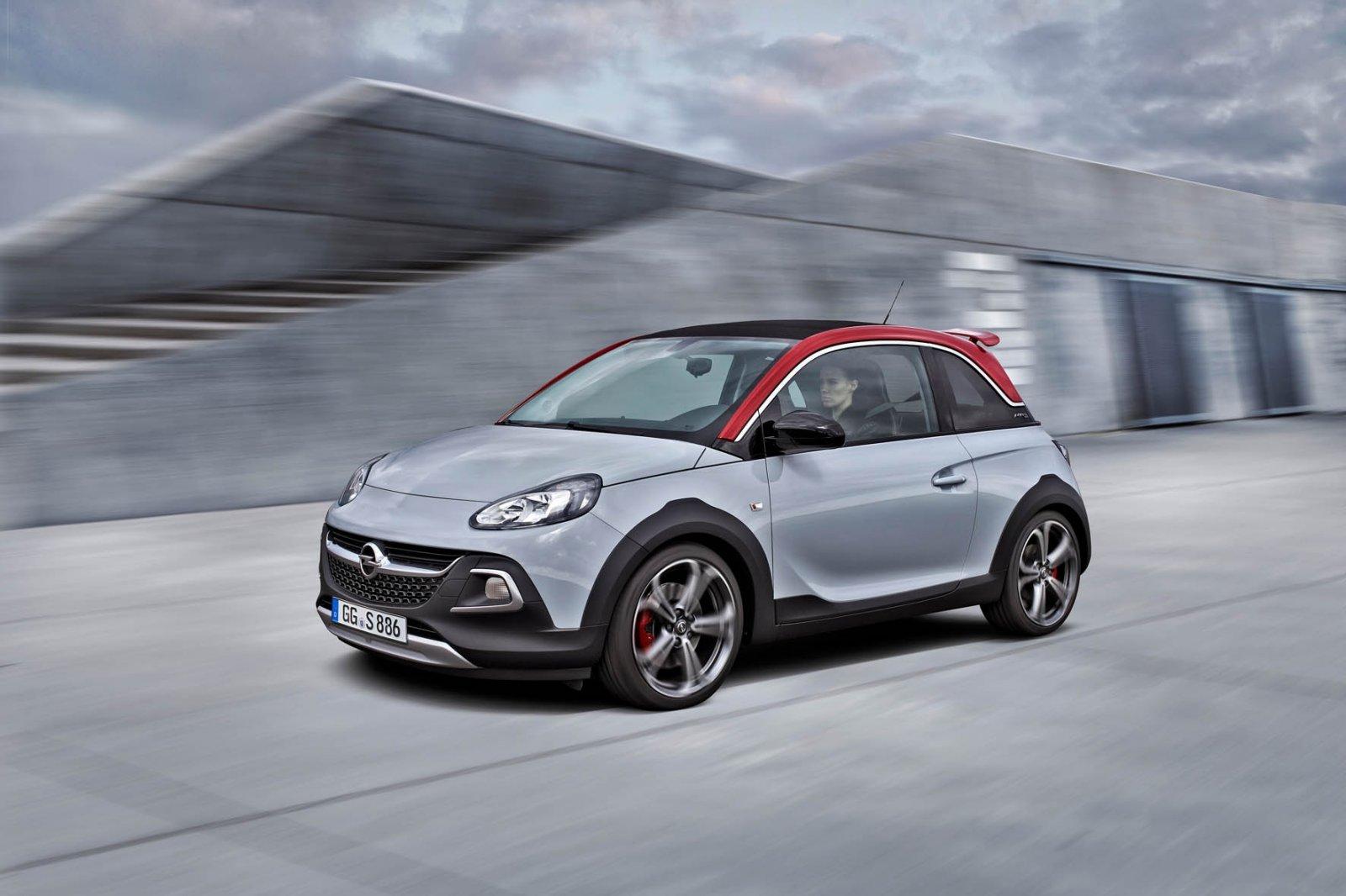 Opel Adam Rocks S