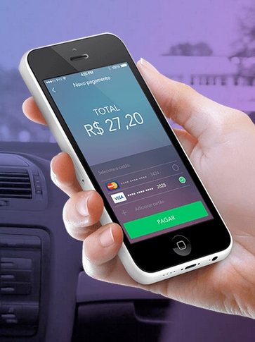 Pagamentos com smartphones