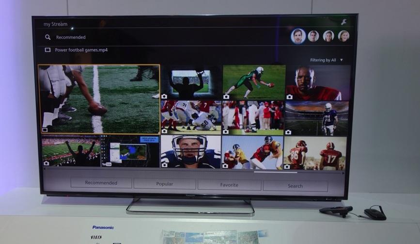 Panasonic TV Life + Screen