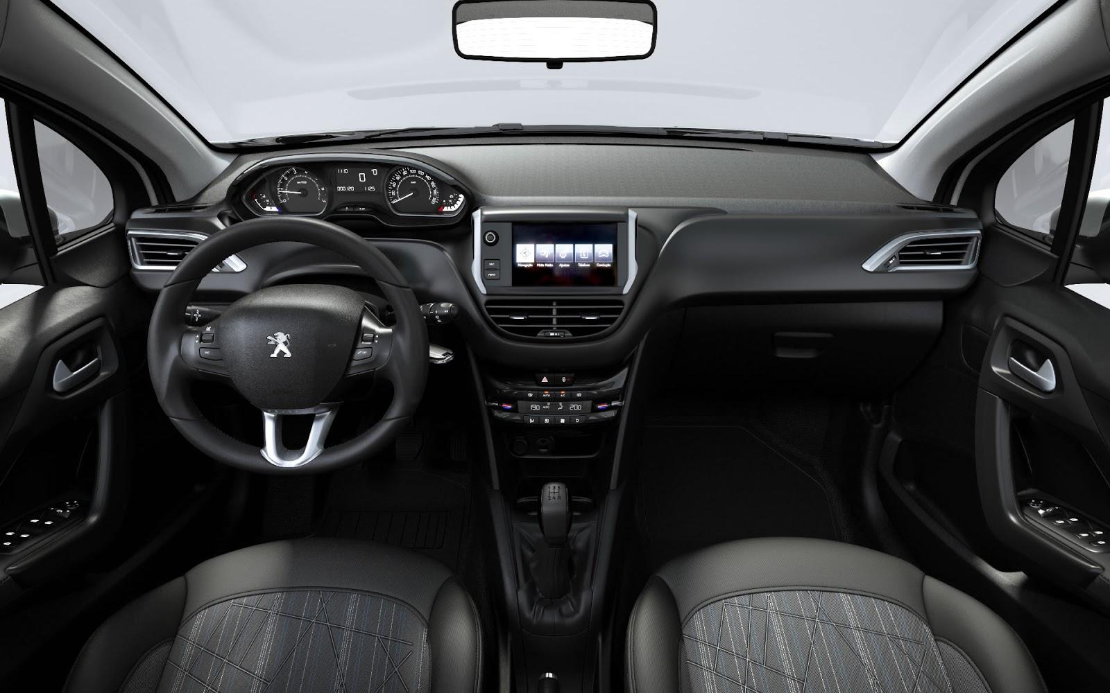Peugeot 208 InConcert