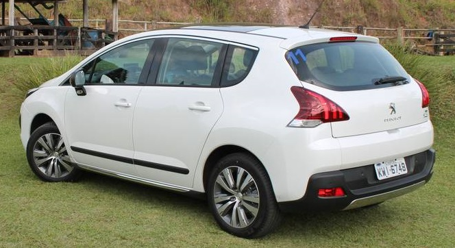 Peugeot 3008 2016