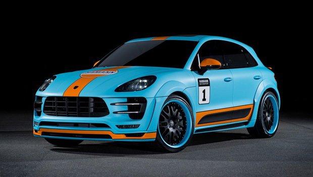 Porsche Macan personalizado