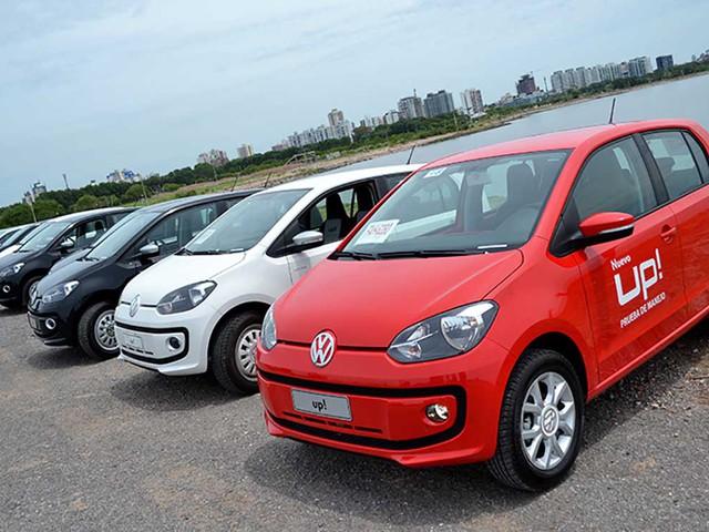 Queda nas vendas da Volkswagen