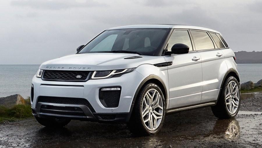 Range Rover Evoque reestilizado