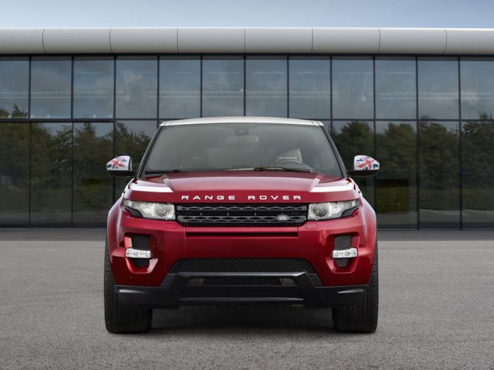 Range Rover Evoque SW1