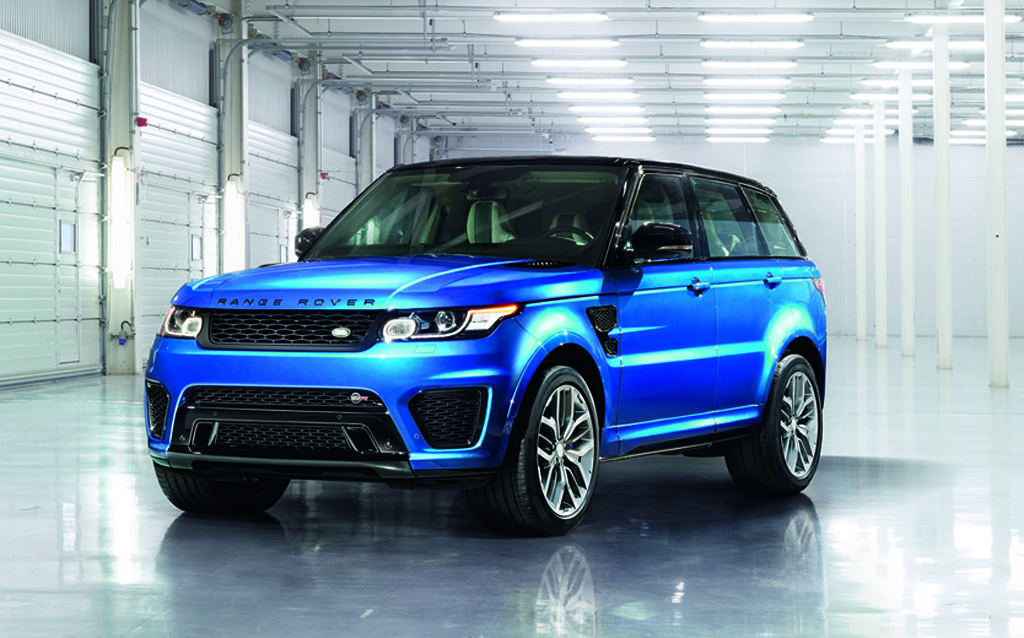 Range Rover Sport SRV