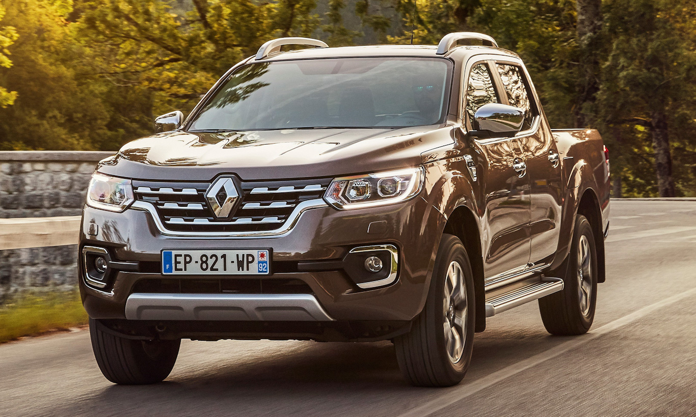 Renault Alaskan 2022