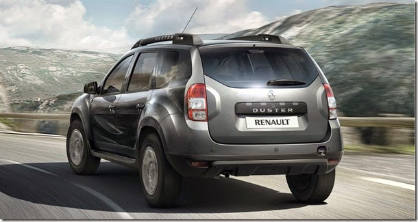 Renault Duster com 7 lugares