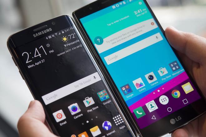 Samsung e LG
