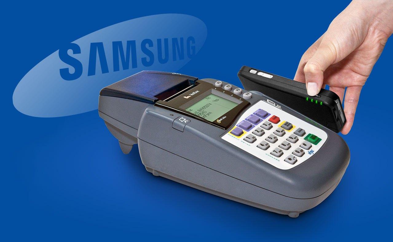 Samsung e LoopPay