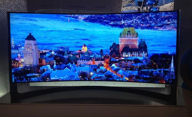 Samsung TV 4K de 105 polegadas