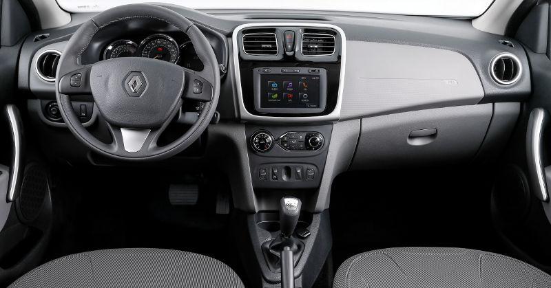 Renault Sandero e Logan com c?mbio autom?tico