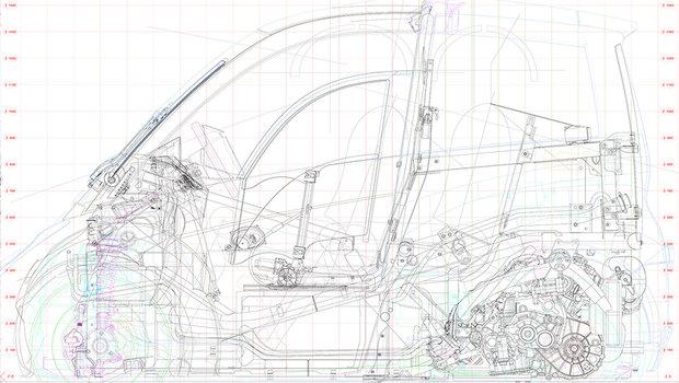 Shell terá carro conceito