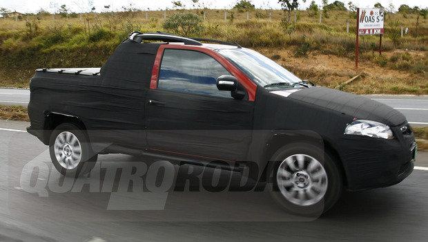 Fiat - Foto Quatro Rodas.