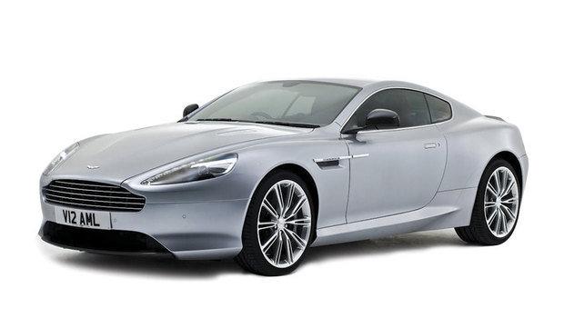Substituto do Aston Martin DB9