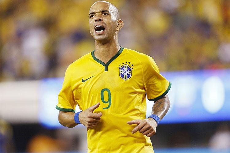 Diego Tardelli na Sele??o Brasileira