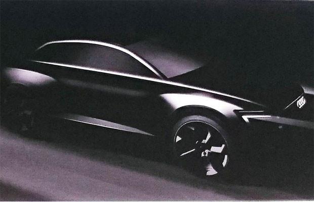 Teaser Audi Q6