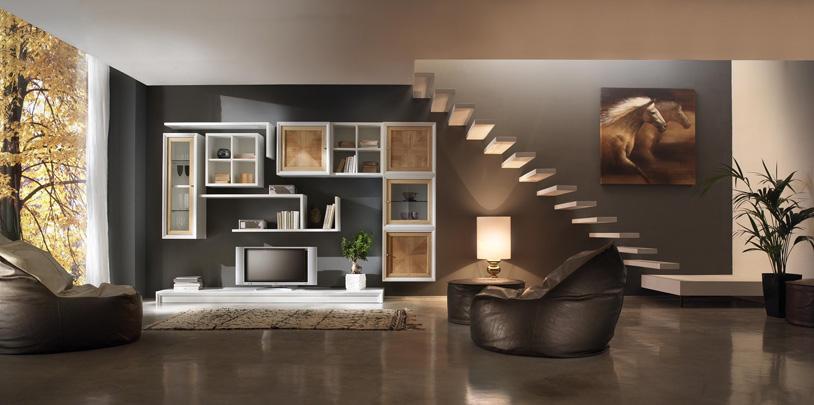 Tons escuros na decoração de ambientes internos