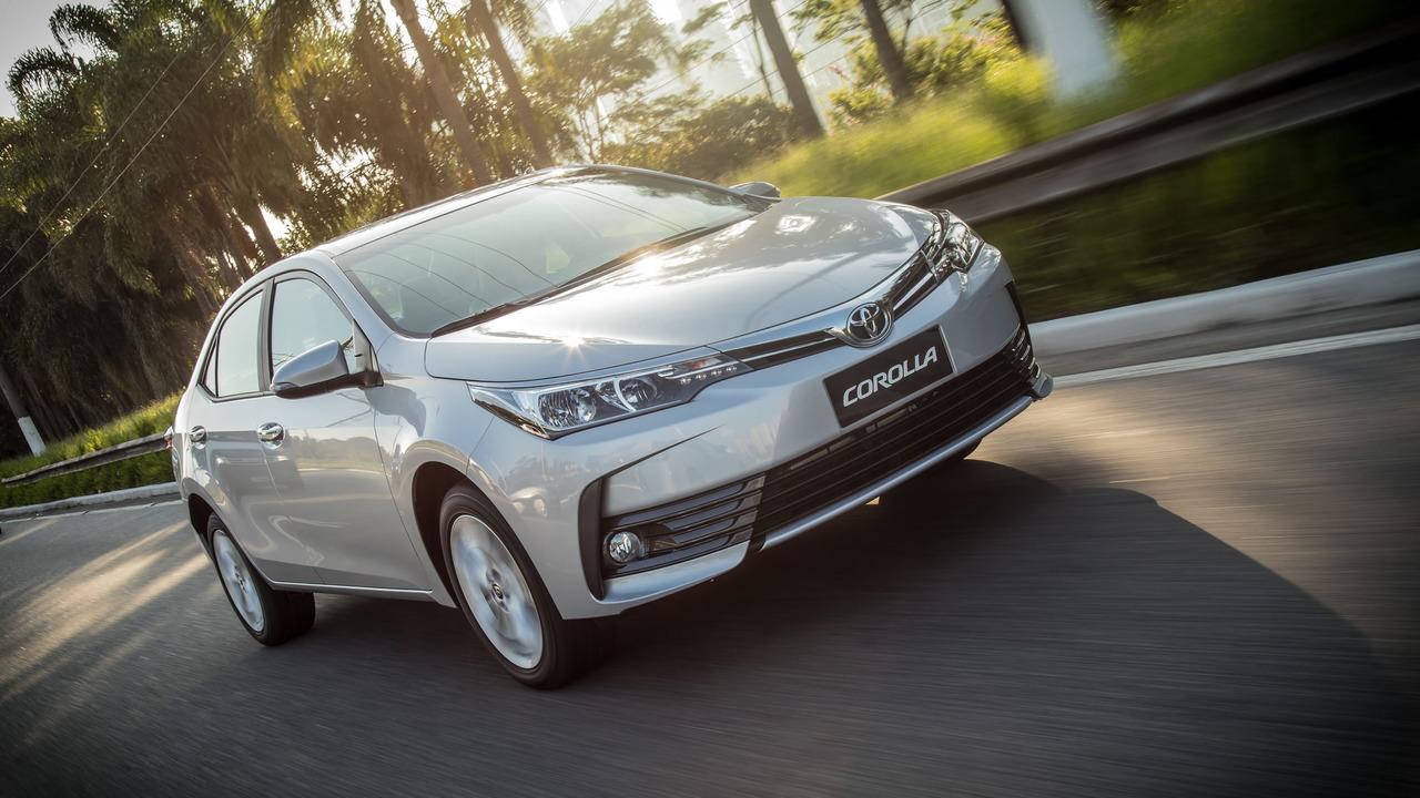 Toyota Corolla GLI 1.8 CVT 2018