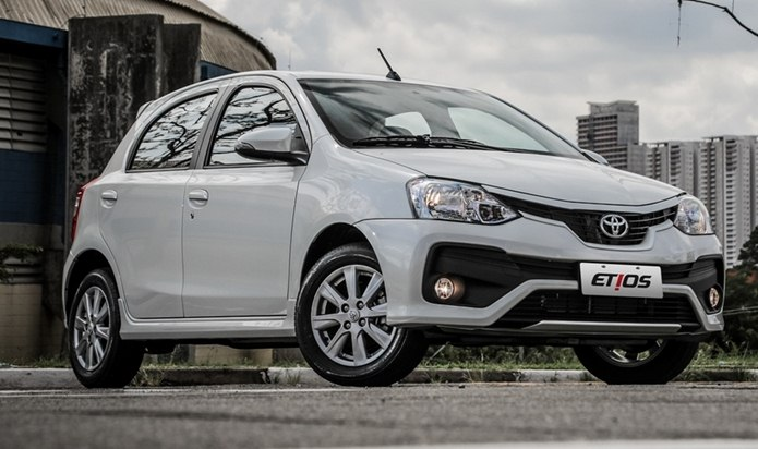 Toyota Etios 2018 hatch