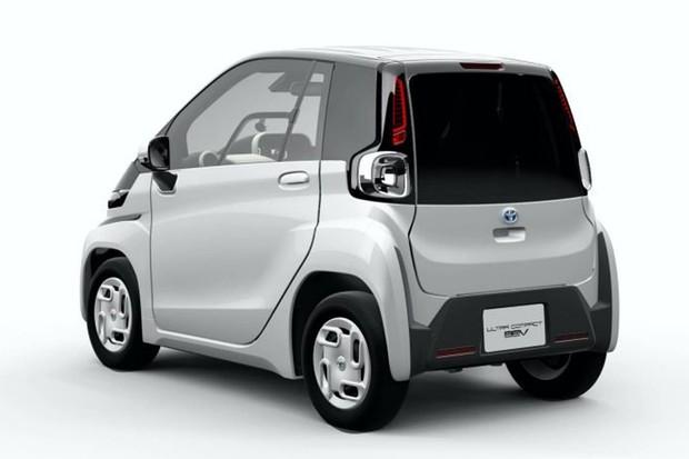 Toyota Ultra-Compact BEV