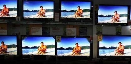 Venda de TVs