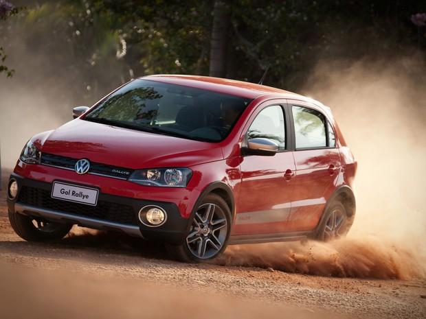 Volkswagen Gol Rallye