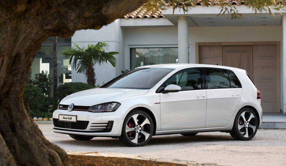 Volkswagen Golf turbinado