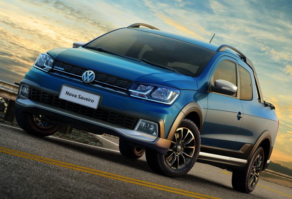 Volkswagen Saveiro 2018
