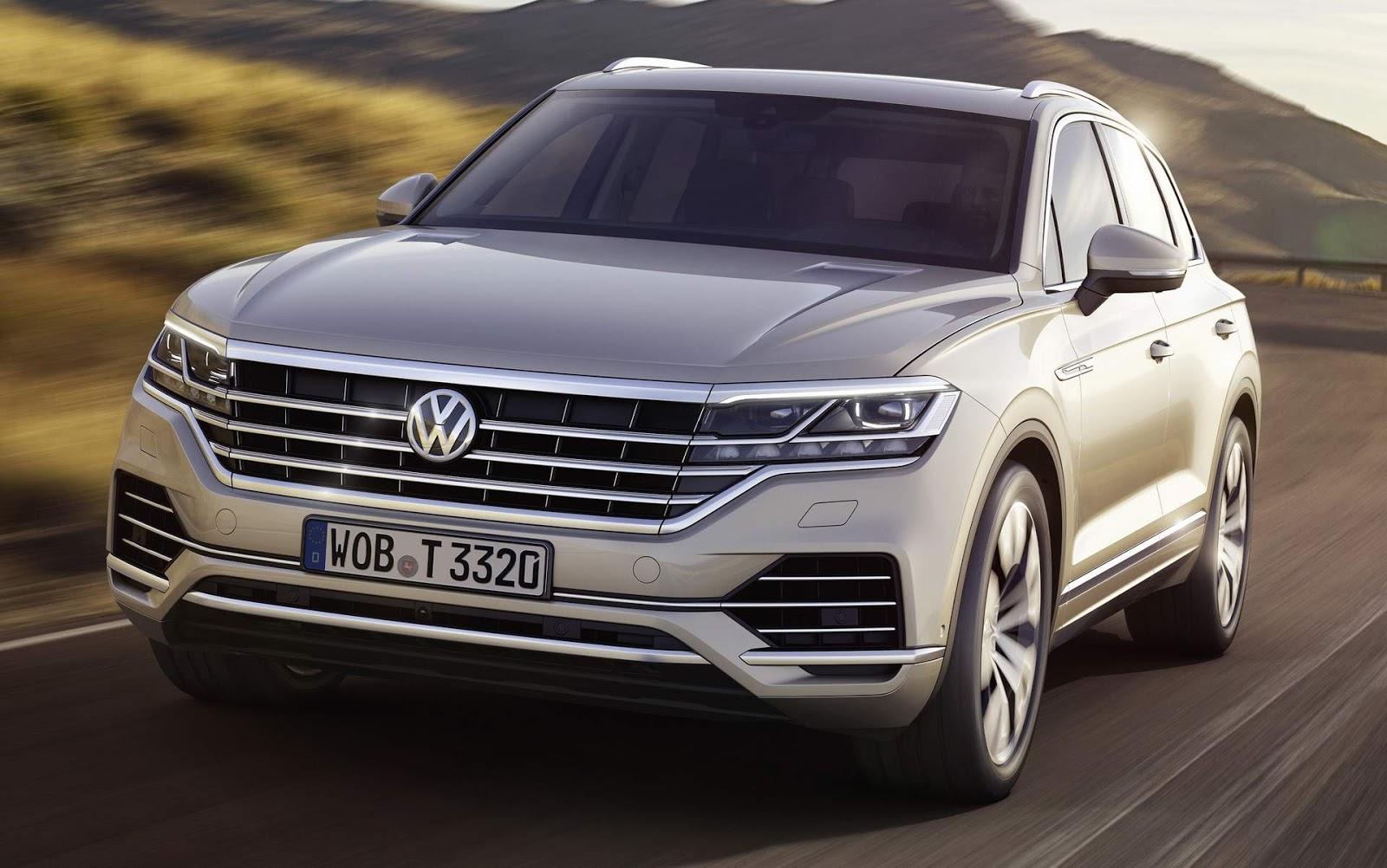 Volkswagen Touareg 2019