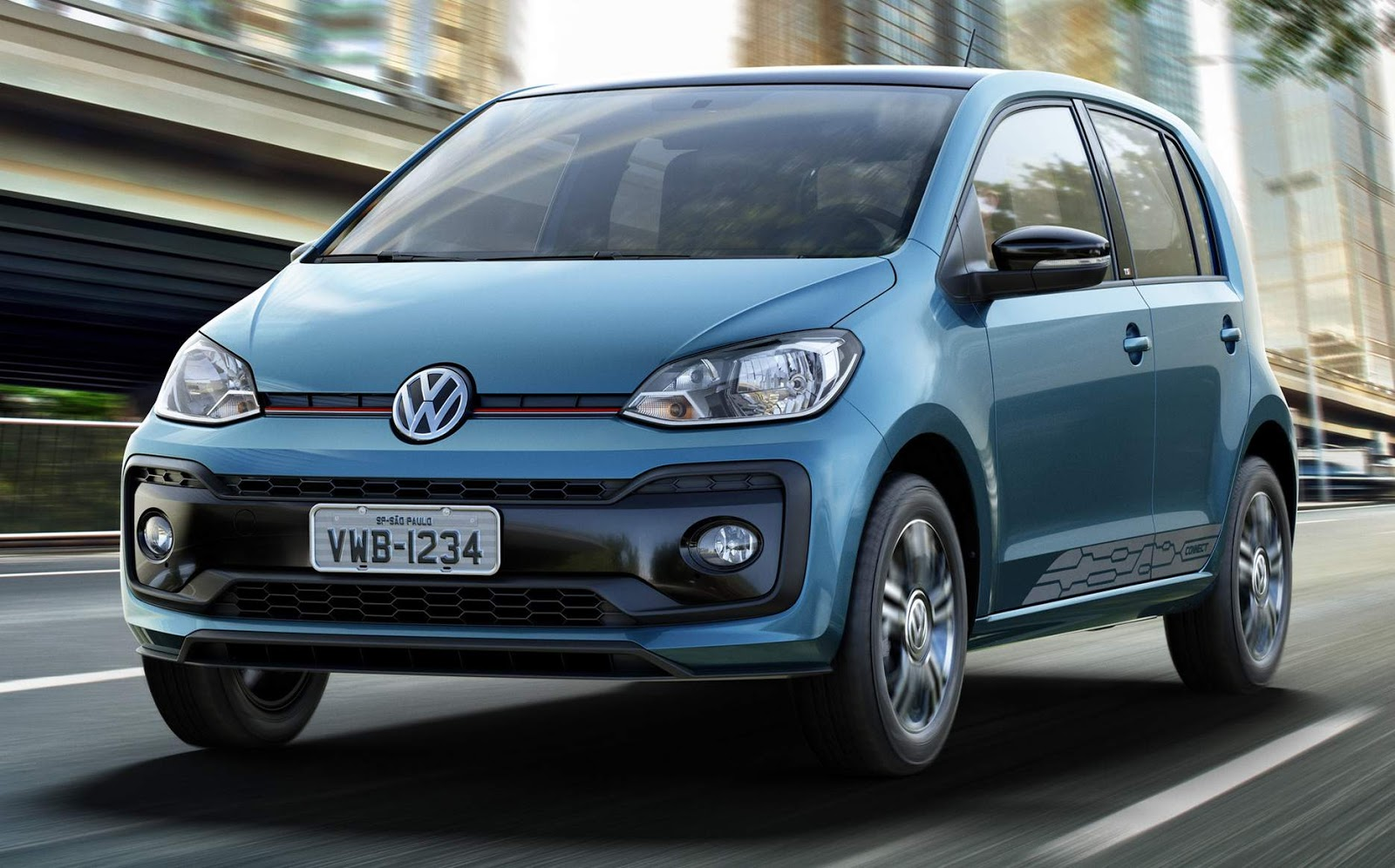 Volkswagen Up 2018