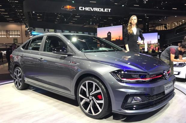Volkswagen Virtus GTS 2019