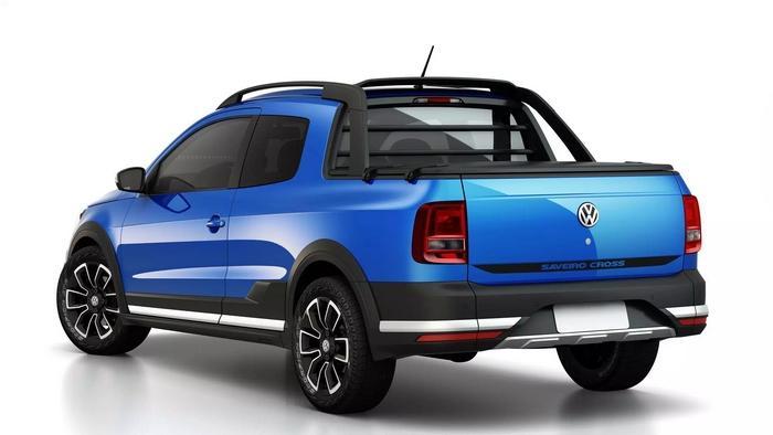Volkswagen Saveiro Cross 2021