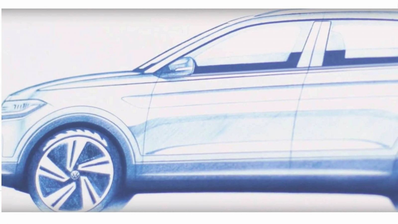 VW T-Cross Teaser