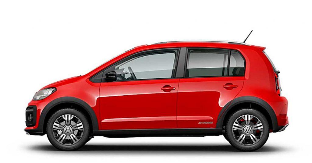 VW Up Xtreme 2021